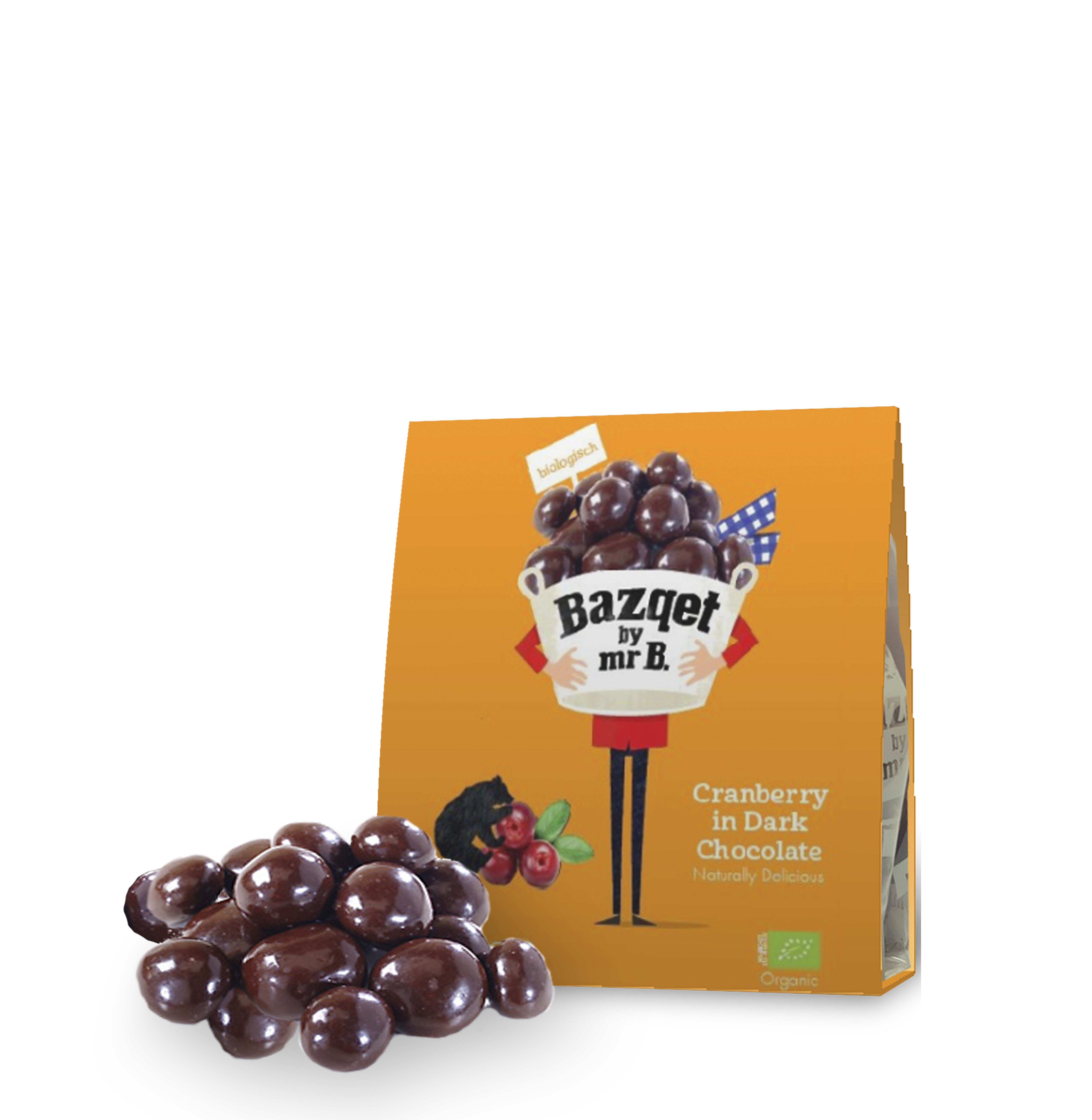 LOVES<BR><h3>Superfruit in chocolade