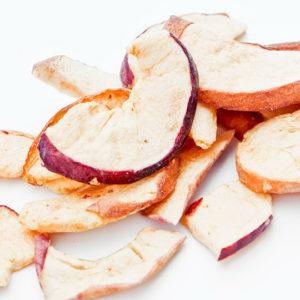 Bazqet gedroogde Appel Chips