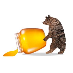 Bazqet beer met honing