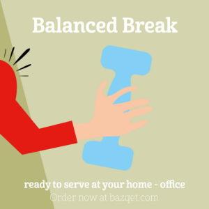 Balanced Break Box