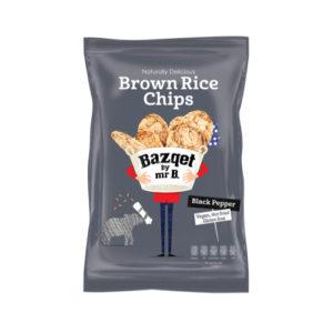 Rice Chips Black Pepper