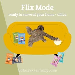 Bazqet Flix Box