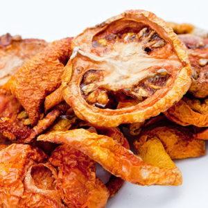 Bazqet gedroogde Tomaat Chips